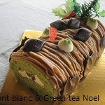 Mont blanc & Green tea